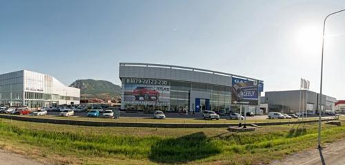 Панорама автосалон — Гермес — Ставропольский край, фото №1