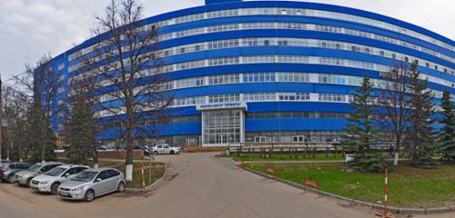 Панорама бизнес-центр — Орбита — Нижний Новгород, фото №1