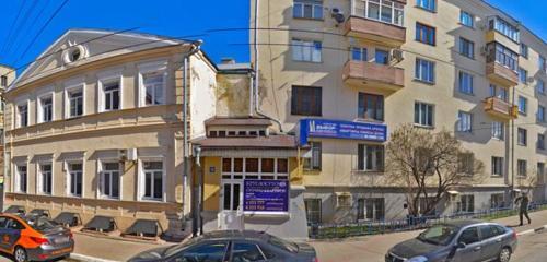Панорама остеопатия — Доктор Первушкин. центр восстановительных технологий — Нижний Новгород, фото №1