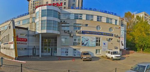 Панорама сауна — Сауна Каравелла — Нижний Новгород, фото №1