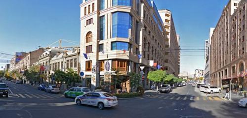 Panorama restaurant — Caucasian captive — Yerevan, photo 1