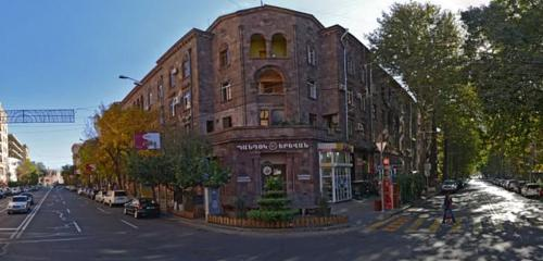 Panorama restaurant — Pandok Yerevan — Yerevan, photo 1