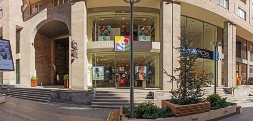 Панорама обувная компания — Armos – Фирменный магазин и обувное предприятие — Ереван, фото №1