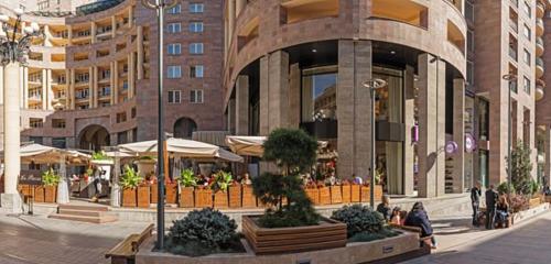 Panorama restaurant — La Piazza — Yerevan, photo 1