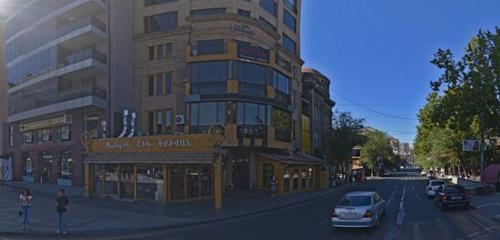 Panorama restaurant — Old Erivan Tavern — Yerevan, photo 1