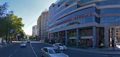 Panorama restaurant — Pizza Hut — Yerevan, photo 1