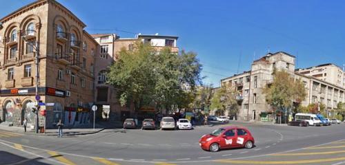 Panorama restaurant — Vernatun — Yerevan, photo 1