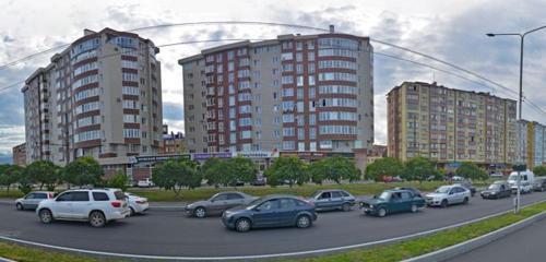Панорама барбершоп — Big Bro — Владикавказ, фото №1