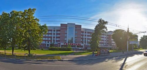Панорама госпиталь — ГБУЗ Пензенский областной госпиталь для ветеранов войн — Пенза, фото №1