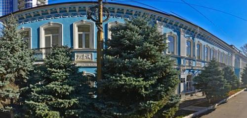 Панорама музей — ГБУ РД Национальный музей Республики Дагестан им. А. Тахо-Годи — Махачкала, фото №1
