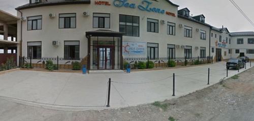 Панорама гостиница — Sea Zone — Дербент, фото №1