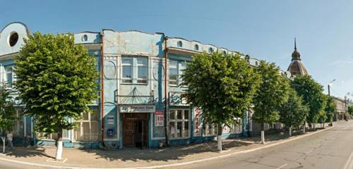 Панорама почтовое отделение — Отделение почтовой связи № 446001 — Сызрань, фото №1