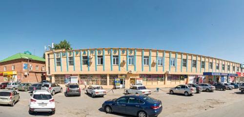 Панорама автовокзал, автостанция — Сызранский автовокзал — Сызрань, фото №1