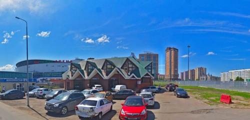 Панорама автосервис, автотехцентр — Gm Kazan - Global Service — Казань, фото №1
