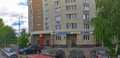 Панорама системы перегородок — СПК Дрейвинг — Казань, фото №1