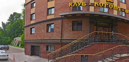 Панорама гостиница — Клуб Отель Корона — Казань, фото №1