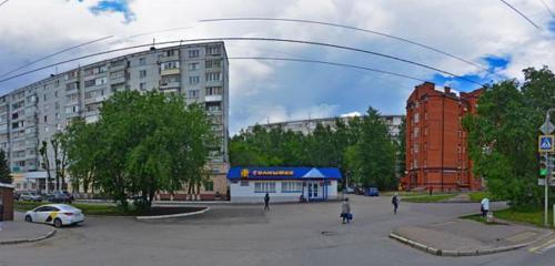 Panorama grocery store — Minimarket Solnyshko — Kazan, photo 1