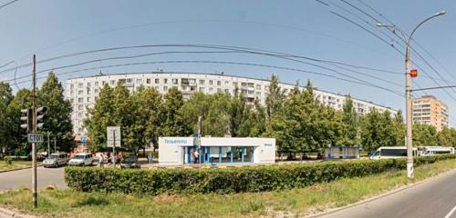 Панорама автовокзал, автостанция — Автостанция Новый Город — Тольятти, фото №1