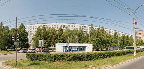 Панорама автотранспортное предприятие, автобаза — Эвакуатор — Тольятти, фото №1
