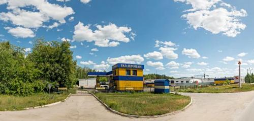 Панорама АГНС, АГЗС, АГНКС — УЦГ — Димитровград, фото №1