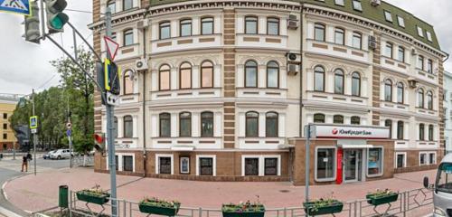 Панорама банкомат — ЮниКредит Банк — Самара, фото №1