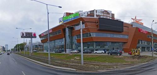 Панорама строительный магазин — Lux Кубатура — Самара, фото №1
