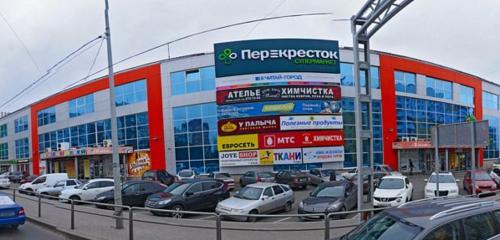 Панорама супермаркет — Перекрёсток — Самара, фото №1