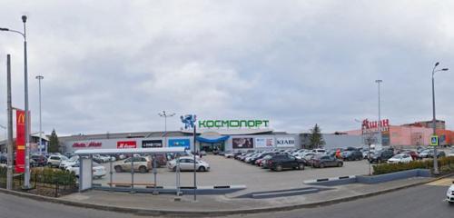 Панорама торговый центр — Космопорт — Самара, фото №1
