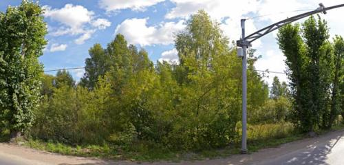 Panorama electric car charging station — АГЗС на Гайве — Perm, photo 1