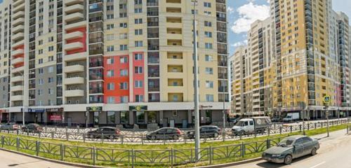 Панорама поликлиника для взрослых — Центральная городская больница № 2, поликлиника № 5 — Екатеринбург, фото №1