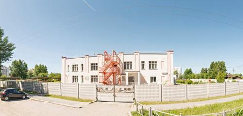 Панорама детский сад — Детский сад № 189 — Екатеринбург, фото №1