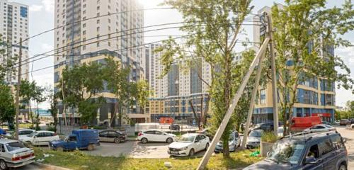 Панорама жилой комплекс — ЖК Флагман — Екатеринбург, фото №1