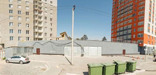 Панорама жилой комплекс — ЖК по ул. Предельная-Мостовая — Екатеринбург, фото №1