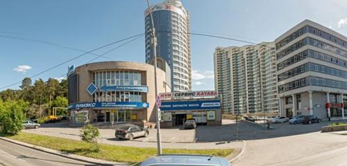 Панорама жилой комплекс — ЖК Репин Парк — Екатеринбург, фото №1