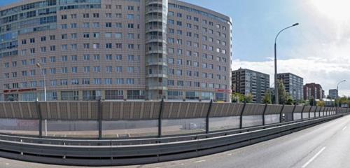Панорама бизнес-центр — Ман — Екатеринбург, фото №1