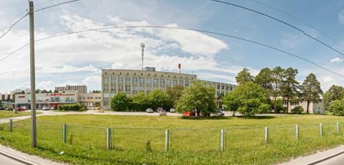 Панорама техникум — Екатеринбургский энергетический техникум — Екатеринбург, фото №1