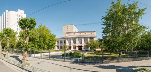 Панорама дополнительное образование — Дом детского творчества Ленинского района — Екатеринбург, фото №1