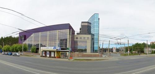 Панорама грузовые автомобили, грузовая техника — Грузовая техника — Челябинск, фото №1