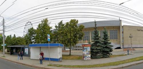 Панорама спортивный инвентарь и оборудование — Центр заточки коньков — Челябинск, фото №1