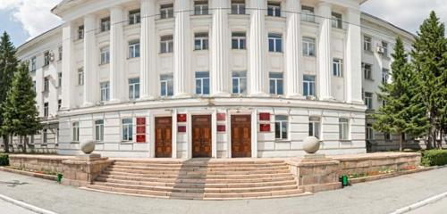 Панорама администрация — Департамент имущественных и земельных отношений Курганской области — Курган, фото №1