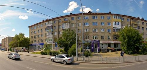 Панорама почтовое отделение — Отделение почтовой связи Тюмень 625049 — Тюмень, фото №1