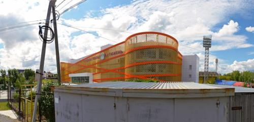 Панорама гостиница — Арена — Тюмень, фото №1