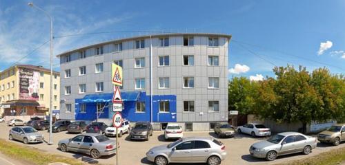 Панорама прокат автомобилей — Рента-Кар72 — Тюмень, фото №1