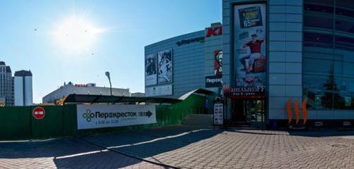 Панорама автосалон — АвтоБУльвар — Тюмень, фото №1