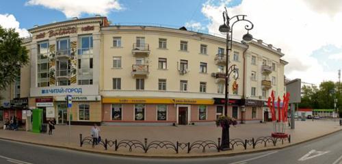 Панорама гостиница — Симпатико by 3452 — Тюмень, фото №1
