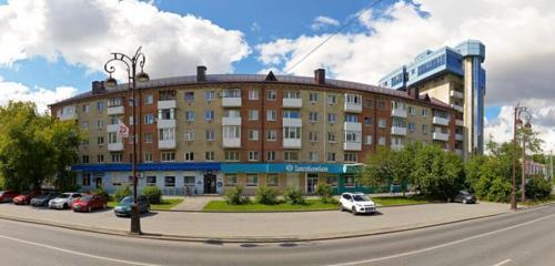 Панорама почтовое отделение — Отделение почтовой связи Тюмень 625026 — Тюмень, фото №1