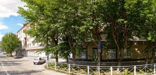 Панорама почтовое отделение — Отделение почтовой связи Тюмень 625027 — Тюмень, фото №1