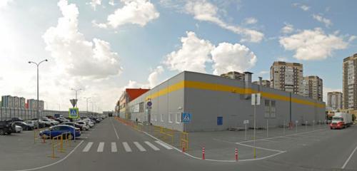 Панорама почтовое отделение — Отделение почтовой связи Тюмень 625033 — Тюмень, фото №1
