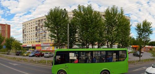 Панорама почтовое отделение — Отделение почтовой связи Тюмень 625051 — Тюмень, фото №1