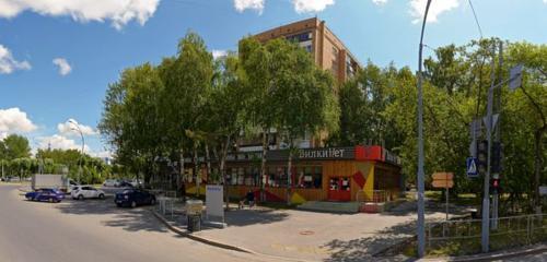 Панорама почтовое отделение — Отделение почтовой связи Тюмень 625039 — Тюмень, фото №1